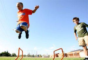 Gyerek fitness oktatás Budapesten