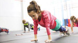 Gyerek személyi edzés Egy egészséges generációért...