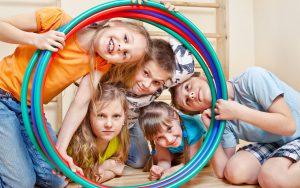 Csoportos mozgásfejlesztés gyerekeknek