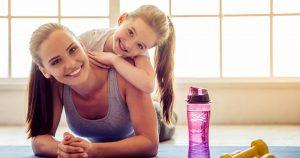 Személyi edzés gyereknek