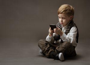 gyerekek és az ülő életmód