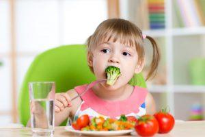hogyan táplálkozzanak egészségesen a gyerekek