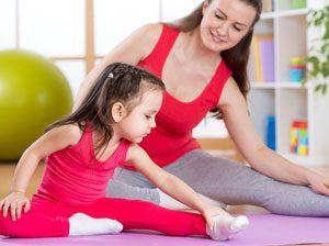 Gyerek fitness Budapesten. Egyéni és csoportos mozgásfejlesztés