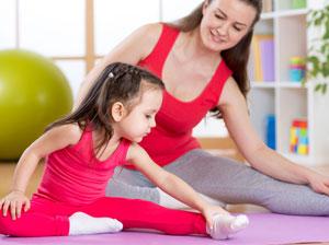 Gyerek fitness